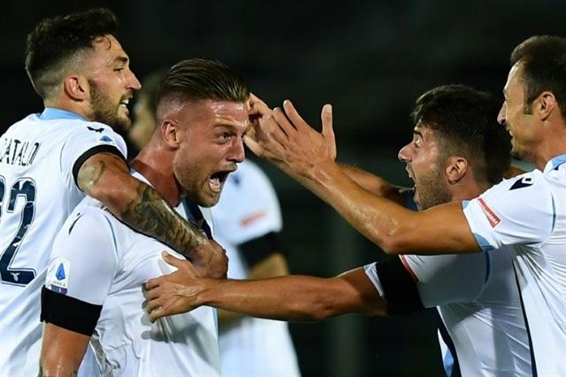 Atalanta end Lazios 21-match unbeaten run