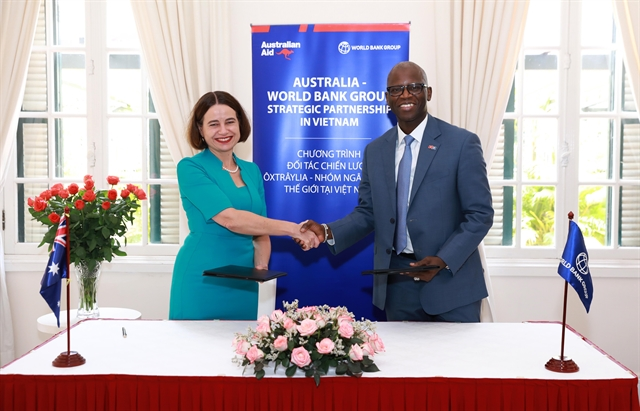World Bank Australia to help Việt Nam mitigate impacts of COVID-19 and facilitate economic recovery