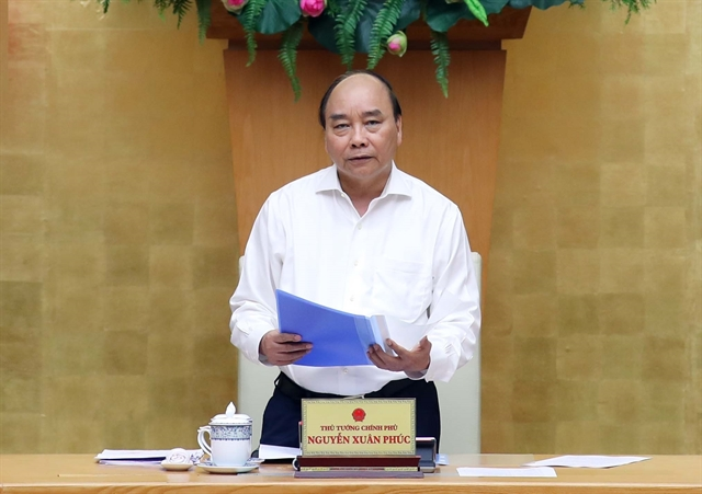Việt Nam not open to international tourists yet: PM Phúc