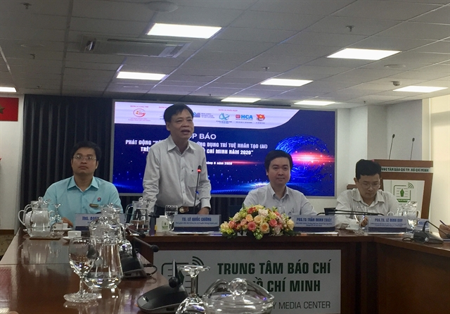 HCM City contest seeks AI-powered solutions