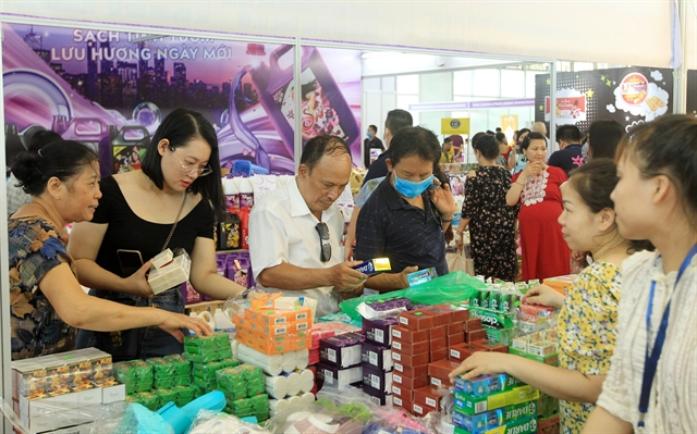 Fair on Thai products underway in Hải Phòng