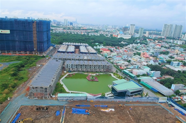Measures sought to resolve difficulties faced by HCM City housing industry