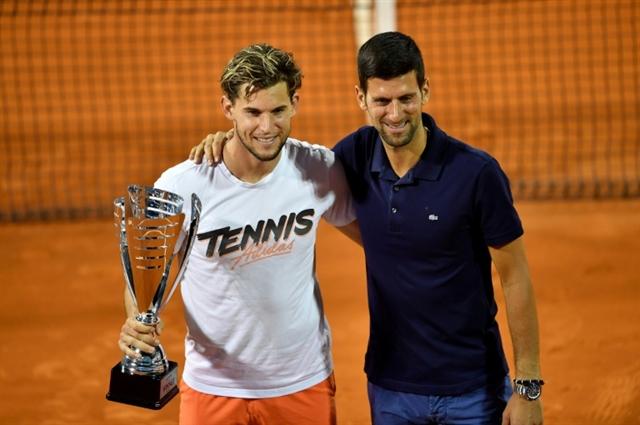 Mistake: Thiem regret over Djokovics Adria Tour