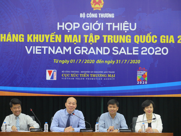 Việt Nam Grand Sale 2020 to open next month