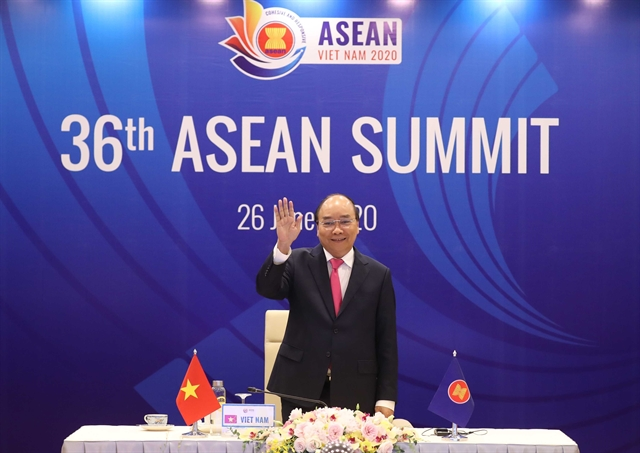 Regional trade linkages South China Sea tension top of ASEAN Summit agenda