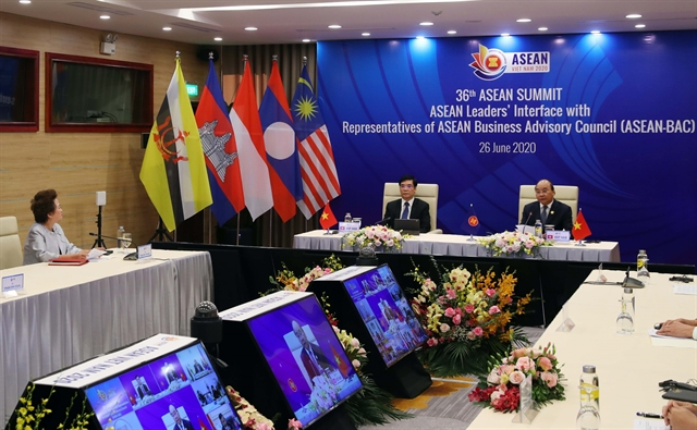 PM chairs ASEAN leaders interface with ASEAN Business Advisory Council