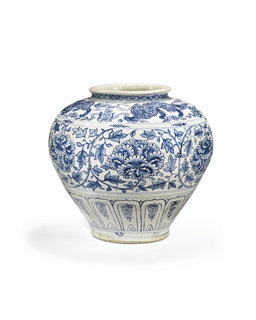 Vietnamese pottery piece fetches 455000 at auction