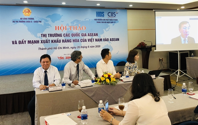 Vietnamese firms hear how to promote exports to Southeast Asia at seminar