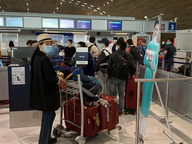 More than 280 Vietnamese citizens repatriated from France Europe