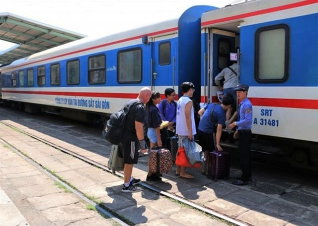 Vietnam Railways estimates a 60 million loss due to pandemic