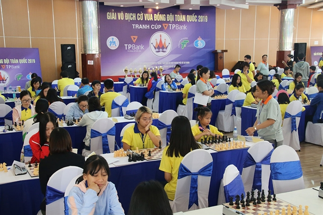 Chess masters to compete in Bắc Giang Province