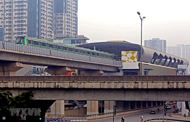 Payment to China for Cát Linh-Hà Đông Urban Railway must follow signed contract