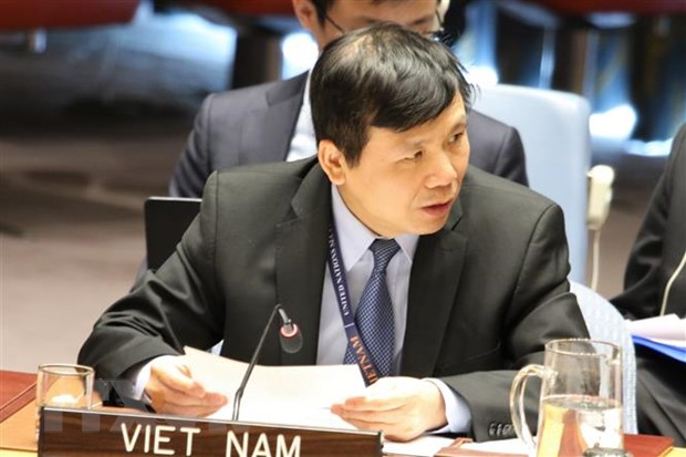 Việt Nam chairs meeting of UNSCs Informal Working Group on International Tribunals