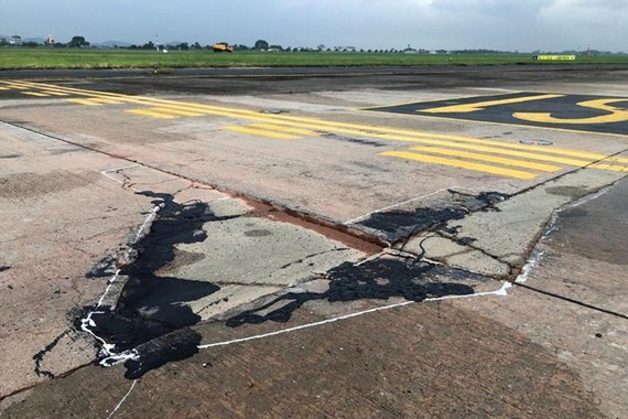 Nội Bài and Tân Sơn Nhất runways to be repaired in June