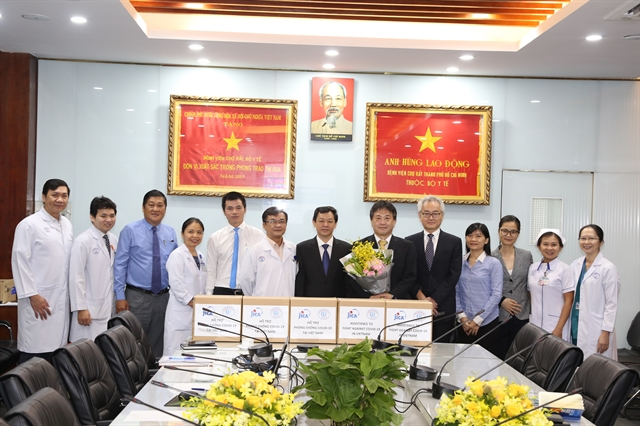 Japan provides aid to Việt Nam for COVID-19 fight