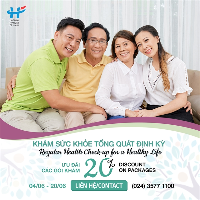 To-your-health:Regular health check-ups prevent potential diseases