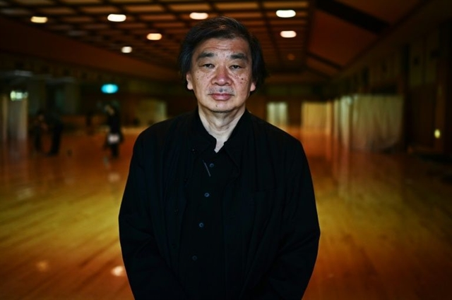 A world redrawn: Japan architect Ban urges virus-safe shelters