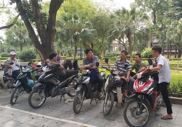 Internal migrant workers in Hà Nội face poverty danger