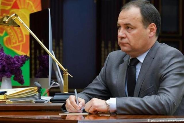Belarus strongman appoints new PM ahead of key vote
