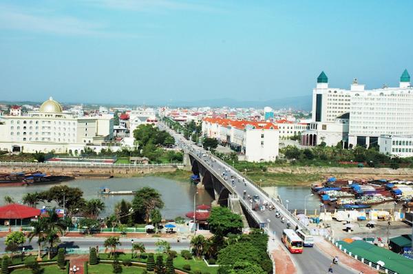 Capital flows into Móng Cái City