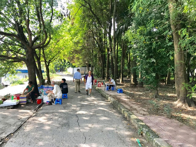 Hà Nội to inspect construction and management violations in park