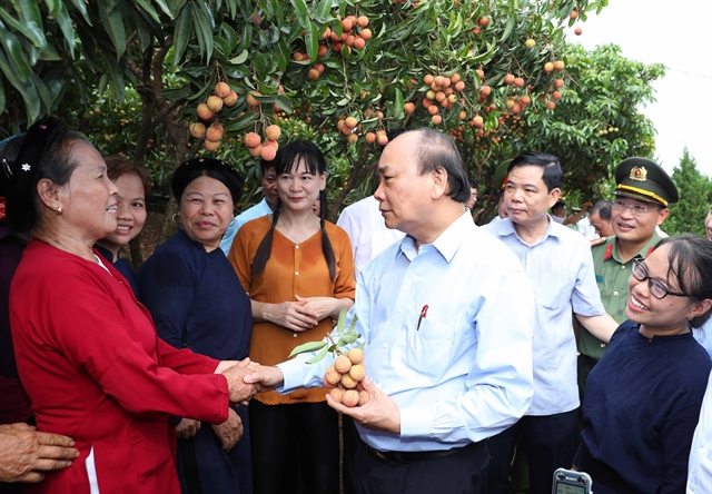 Bắc Giang urged to pursue intensive growth model