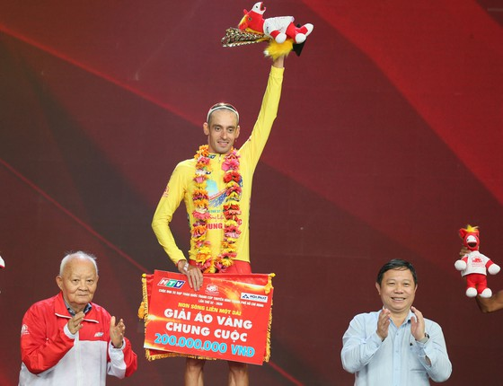 Perez wins HCM City Television Cycling tourney