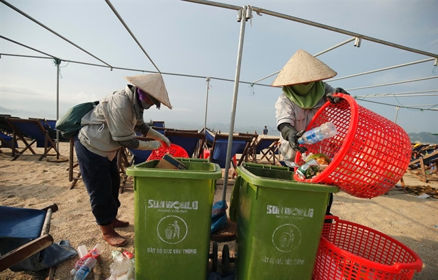 Waste management projects line up to address Việt Nams white pollution