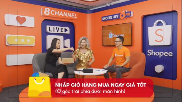 More Vietnamese use livestream says e-commerce company