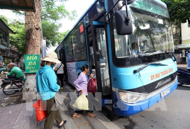 Hà Nội plans to have 30 new subsidised bus routes