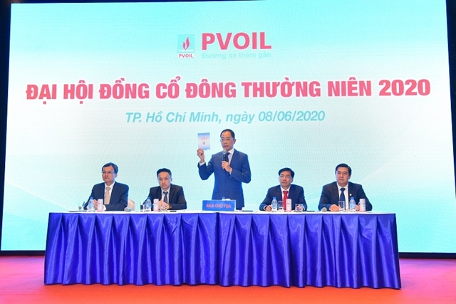 PVOIL targets profit up 8 per cent this year