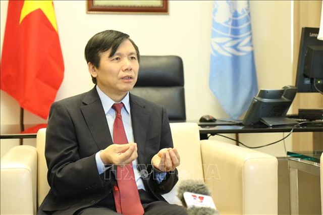 Việt Nam lauds progress made by UN Criminal Tribunals mechanism