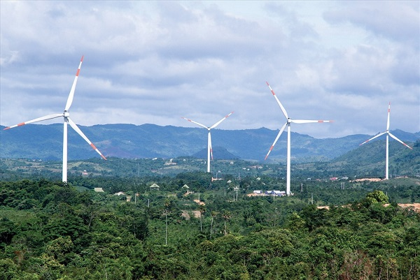 Hà Tĩnh approves 695 million wind power plant