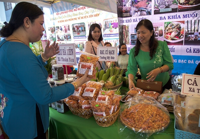 Kiên Giang to invest 14m in One Commune One Product programme
