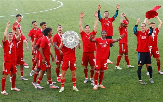 Its our turn again: Treble-chasing Bayern eye Champions League glory
