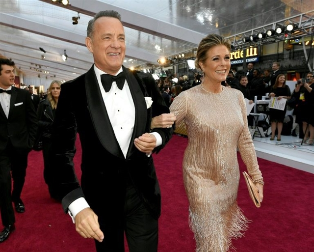 Tom Hanks: I have no idea when I will go back to work