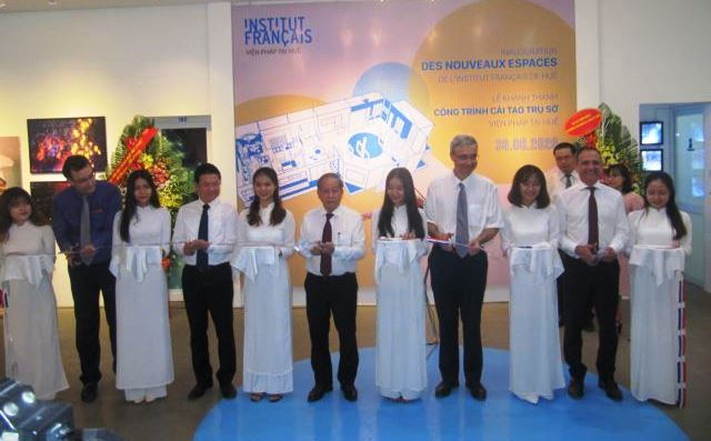 France Institute launched in Thừa Thiên-Huế