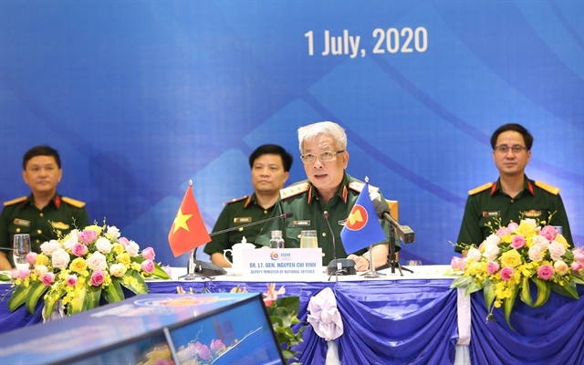 Việt Nam prioritises defence-security co-operation in ASEAN