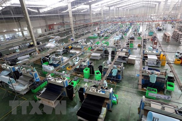 HCM City manufacturing grows by 1.18 per cent in 1st half