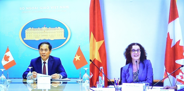 VN Canada hold deputy foreign ministerial-level political consultation