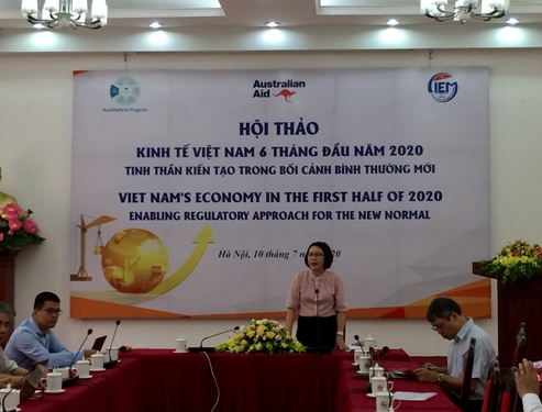 Việt Nam needs to be cautious in the second half of 2020: CIEM