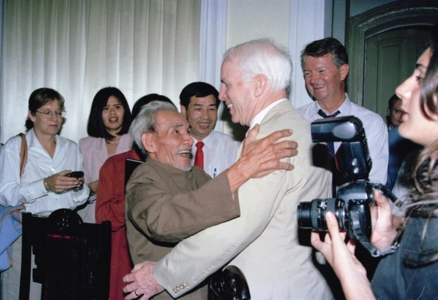 Looking back on 25 years of Vietnam-US relations: The role of US Senators