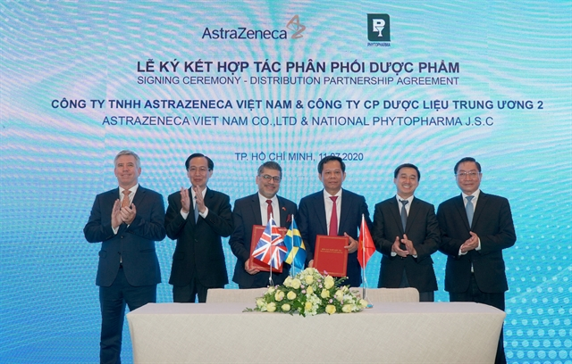 AstraZeneca Vietnam signs agreement with local pharmaceutical distribution company