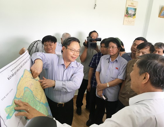 Bến Tre seeks 10.7m for building reservoirs as water shortage looms