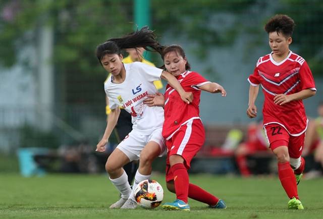 National Womens Football Cup kicks off