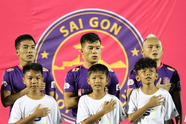 Sài Gòn coach recommends four players for coach Park