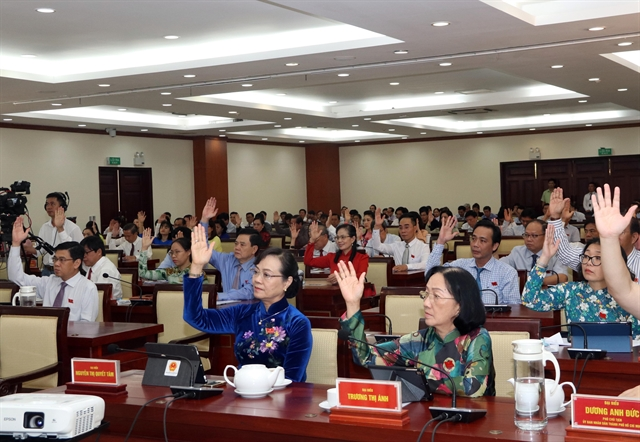 HCM City legislature passes important socio-economic resolutions