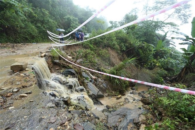 Northern mountainous region must prepare for extreme weather