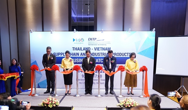 Thai firms come looking for Vietnamese partners