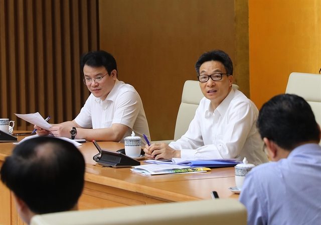 Deputy PM urges building multi-dimensional poverty standards for 2021-25